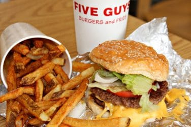 Five Guys Valencia