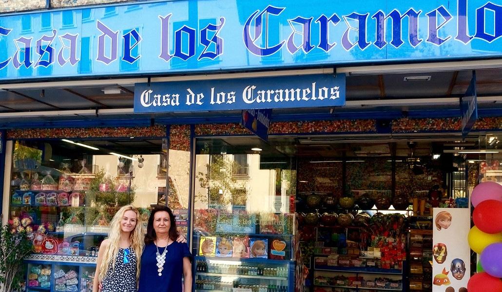 La casa de los caramelos el dulce icono de valencia valenciasecreta - Casa de los caramelos valencia ...