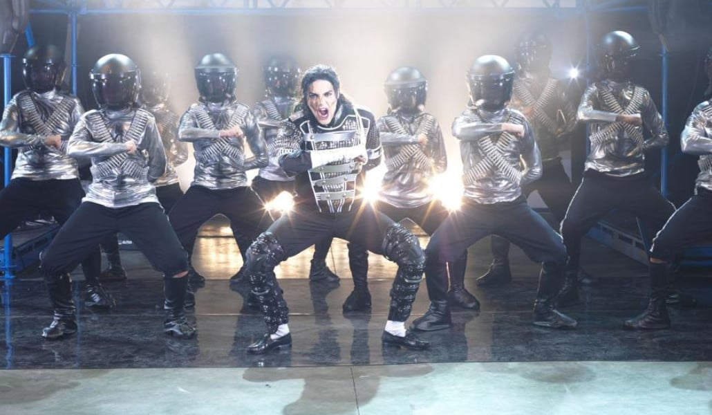 El musical de michael jackson llega a valencia for Espectaculo forever michael jackson