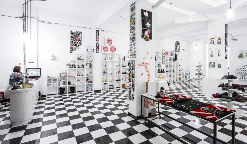 gnomo valencia concept store
