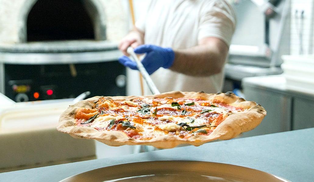 il cortile pizza