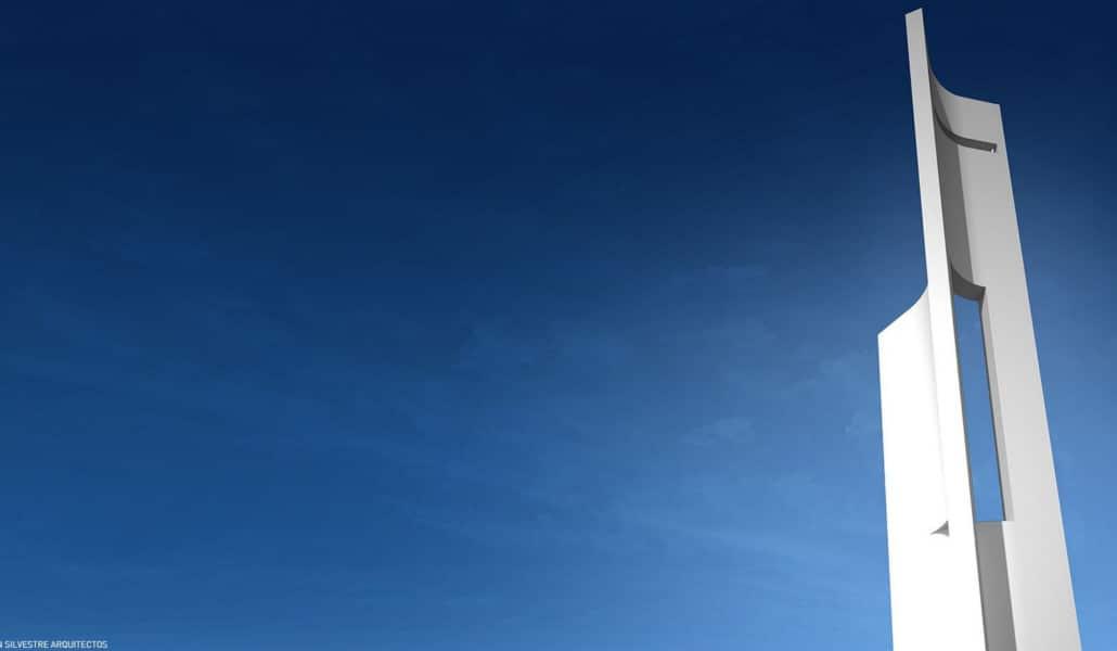 torre eolica marina valencia