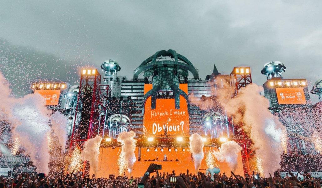 wonderland medusa festival