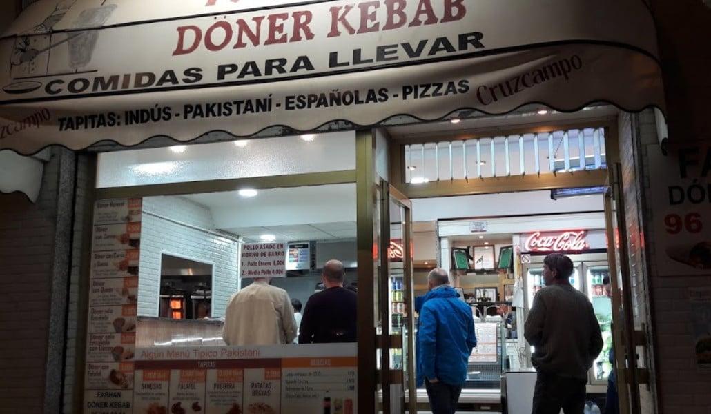 kebab farhan valencia