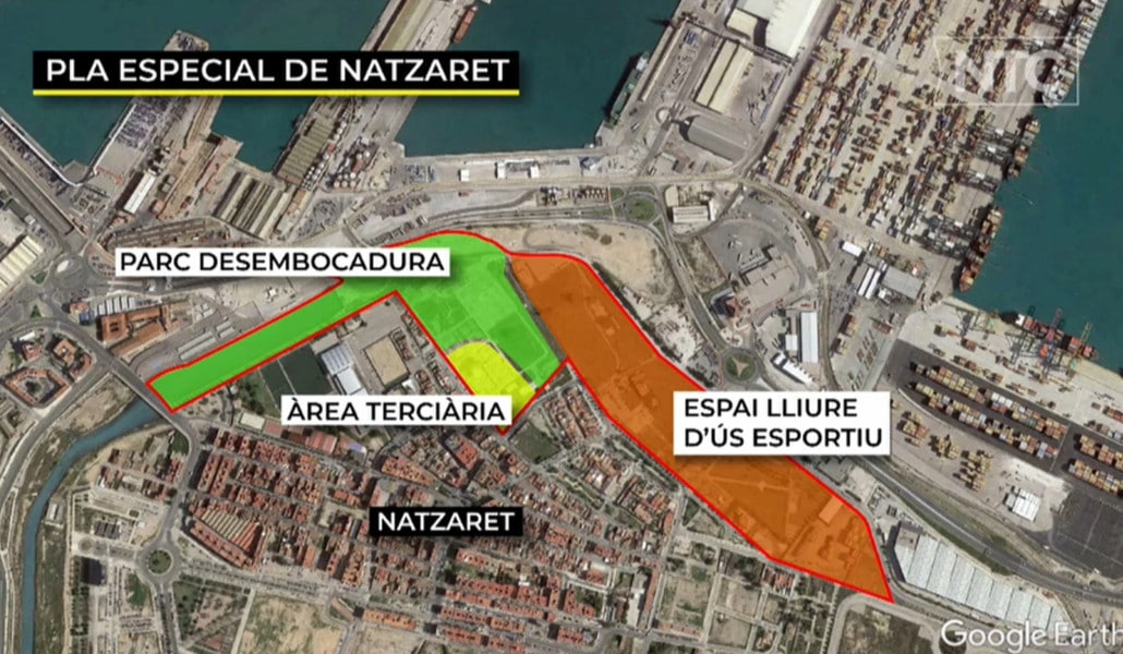plan natzaret parc central