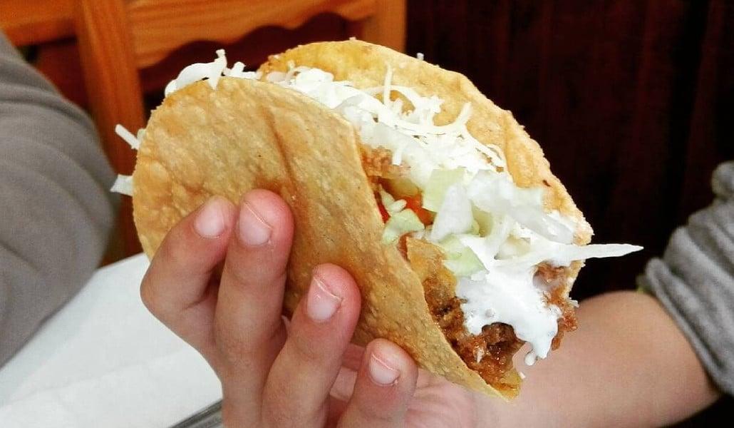 taco a saco tacos mexicanos valencia