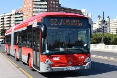 tarifas metro bus valencia