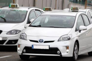 taxi huelga valencia