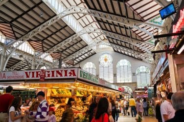 mercat central