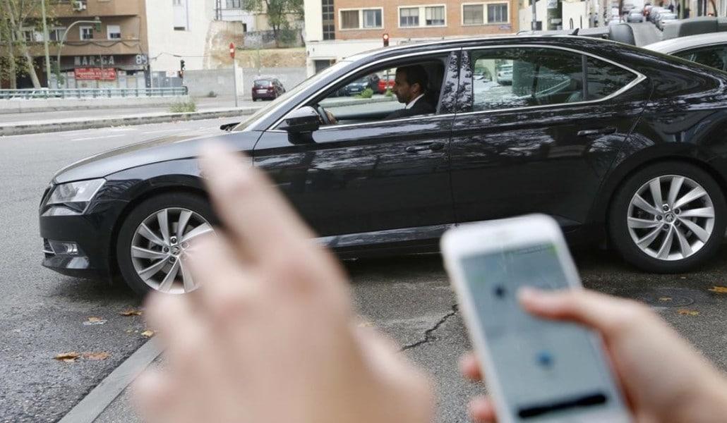 uber cabify abandonar valencia