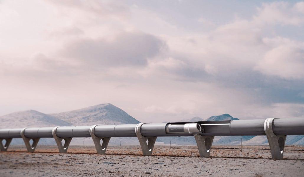 zeleros hyperloop valencia