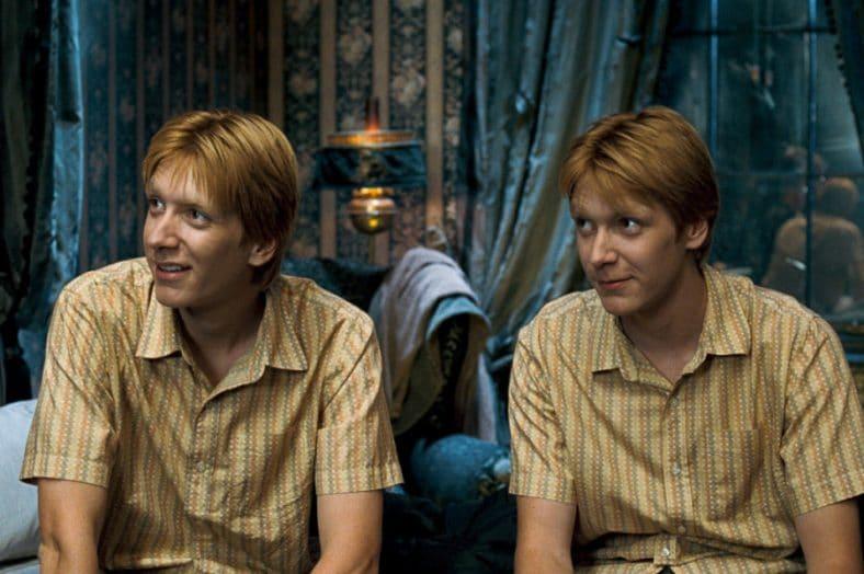 gemelos weasley valencia