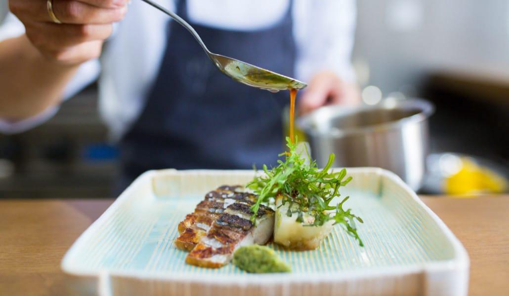 toshi restaurant