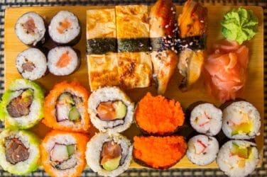 mejor sushi valencia