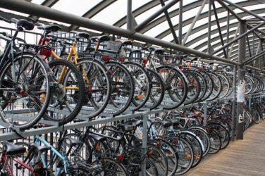 parking cubierto bicis valencia
