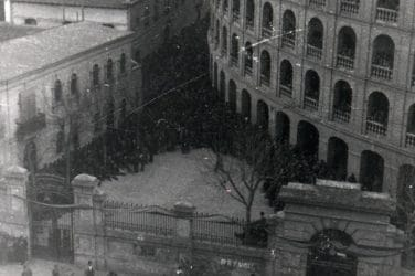 plaza toros campo concentracion
