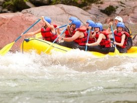 rafting hoces cabriel