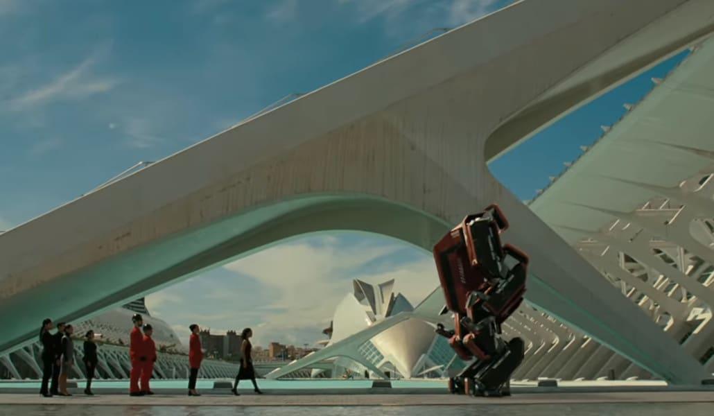 Resultado de imagen de westworld season 3 valencia